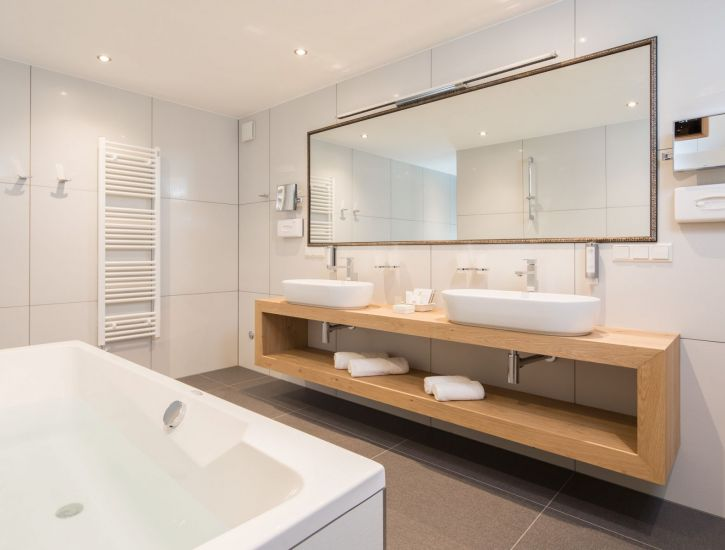 Badezimmer Superior Lifestyle Suite