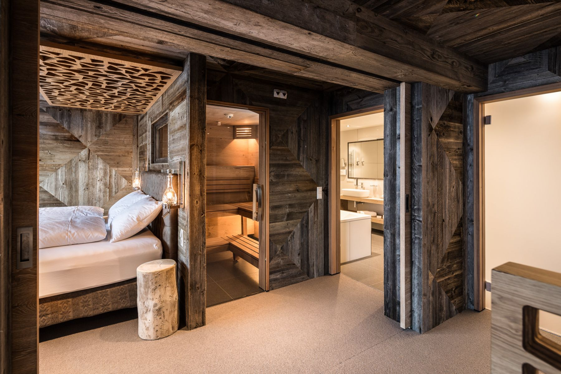 Superior Lifestyle Suite at Hotel das Kohlmayr